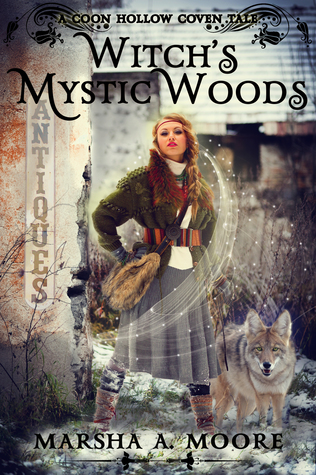 witch's mystic woods